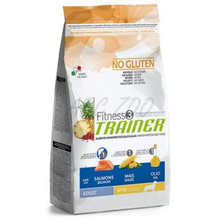 Trainer Fitness3 Adult MINI - ryba a kukurica 2kg