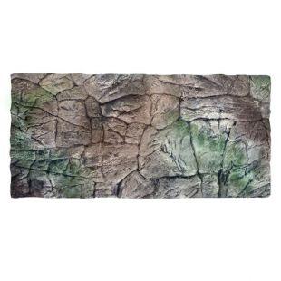 3D pozadie do akvária 100 x 60 cm - PUPE