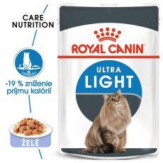 Royal Canin Ultra Light Jelly kapsička pre mačky s nadváhou v želé 85 g