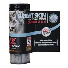 ALPHA SPIRIT SPECIAL BRIGHT SKIN - rybie tyčinky, 8x10g