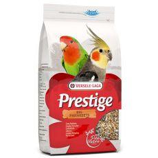 Big parakeets 4kg - krmivo pre stredné papagáje