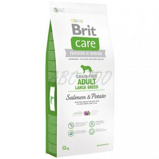 Brit Care Grain-free Adult Large Breed 12kg