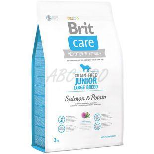 Brit Care Grain-free Junior Large Breed 3kg