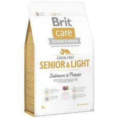 Brit Care Grain-free Senior & Light 3kg