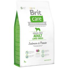 Brit Care Grain-free Adult Large Breed 3kg