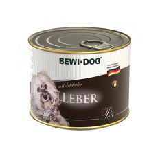 BEWI DOG Paté - Pečeň, 200g