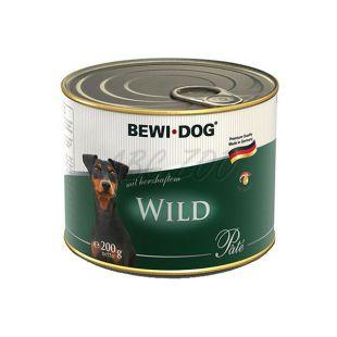 BEWI DOG Paté – Wild, 200g