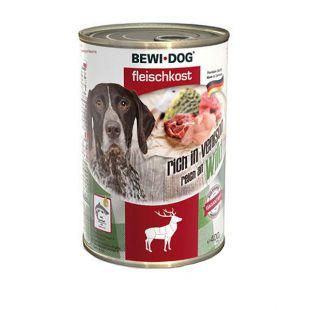 New BEWI DOG konzerva – Wild, 400g