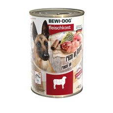 New BEWI DOG konzerva – Jahňa, 400g