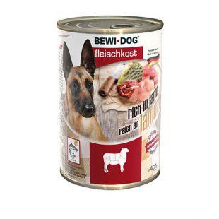 New BEWI DOG konzerva – Jahňa, 400g