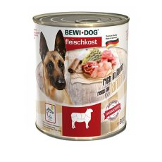 New BEWI DOG konzerva – Jahňa, 800g