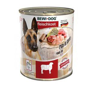 New BEWI DOG konzerva – Jahňa, 800g