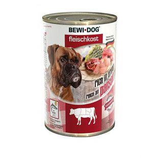 New BEWI DOG konzerva – Hovädzie držky, 400g