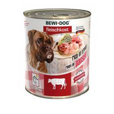 New BEWI DOG konzerva – Hovädzie držky, 800g