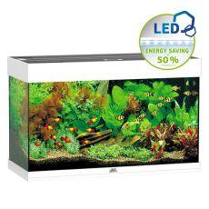 Akvárium JUWEL Rio LED 125 - biele