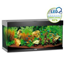 Akvárium JUWEL Rio LED 180 - čierne