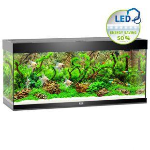 Akvárium JUWEL Rio LED 240 - čierne