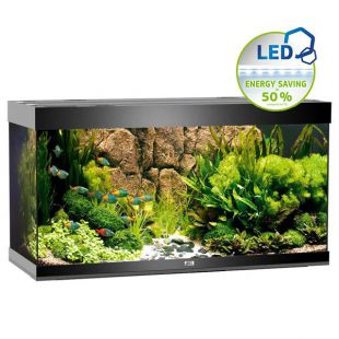 Akvárium JUWEL Rio LED 350 - čierne