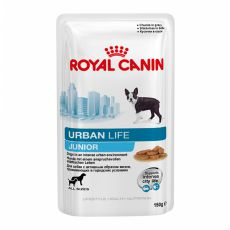 Royal Canin Urban Life Junior- kapsička, 150g