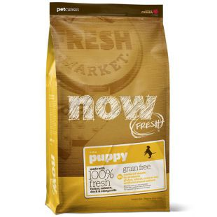Petcurean NOW FRESH Grain Free PUPPY - 2,72kg