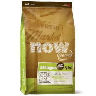 Petcurean NOW FRESH Grain Free SMALL BREED - 2,72kg