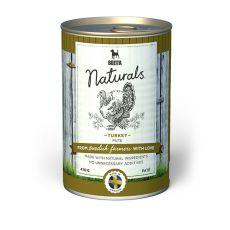 Bozita Naturals Turkey - konzerva, 410g