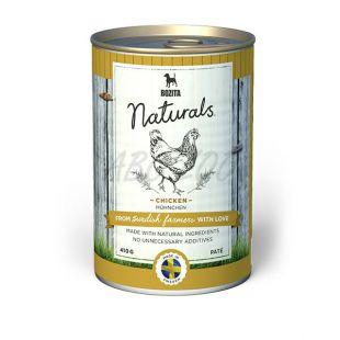 Bozita Naturals Chicken - konzerva, 410g