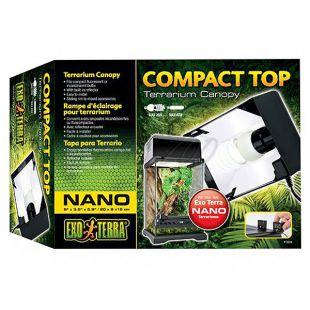 Exo Terra Compact Top Nano 20 osvetlenie