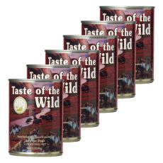 TASTE OF THE WILD Southwest Canyon Canine konzerva, 6 x 390g