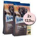 Happy Dog Supreme Canada 2 x 12,5kg