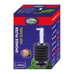 Molitanový filter NSF-D200L