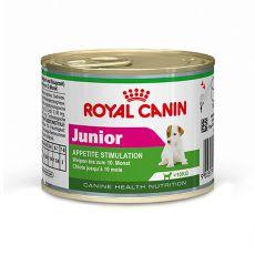 Mini Junior konzerva pre šteňatá 195 g