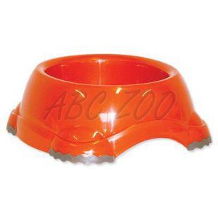 Miska Dog Fantasy plast - oranžová, 1245ml