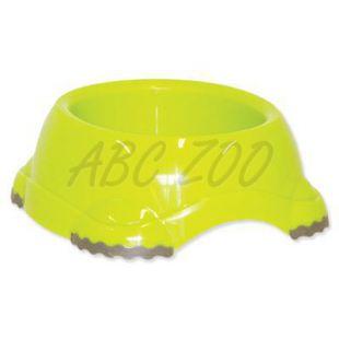 Miska pre psov Dog Fantasy - zelená, protišmyková, 315ml