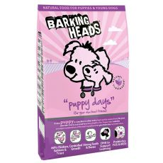 Barking Heads Puppy Days - 6kg