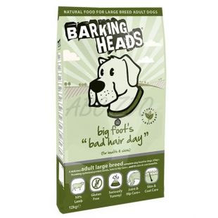 Barking Heads Big Foot Bad Hair Day- 12kg