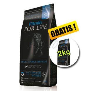Fitmin FOR LIFE Adult Large Breeds 15+2kg ZDARMA