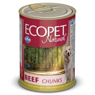 Farmina MO P ECOPET dog Beef konzerva 1250 g