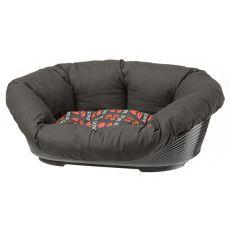 Ležadlo pre psy a mačky SOFA 4 s vankúšom - 64 x 48 x 25 cm