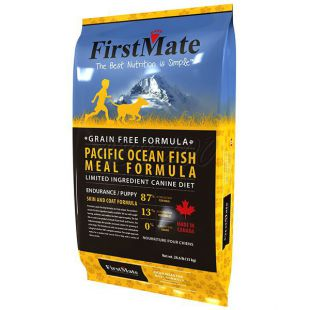 FirstMate Pacific Fish PUPPY 13kg