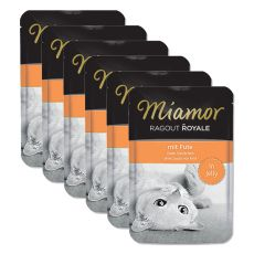MIAMOR Ragout Royal 6 x 100g - MORKA