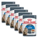 Royal Canin Ultra Light in Jelly 6 x 85g - želé v kapsičke