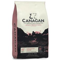 CANAGAN Country Game SMALL BREED – 6kg