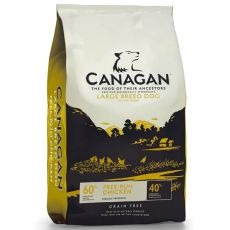 CANAGAN LARGE BREED Free-Run Chicken – 2kg