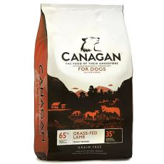 CANAGAN Grass-Fed Lamb – 12kg