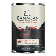 Konzerva CANAGAN Country Game, 395g