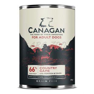 Konzerva CANAGAN Country Game, 395g