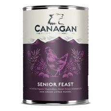 Konzerva CANAGAN Senior Feast, 400g