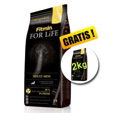 Fitmin FOR LIFE Adult Mini 15+2 kg ZDARMA