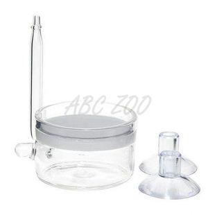 CO2 difuzer sklenený - ANGLE 5